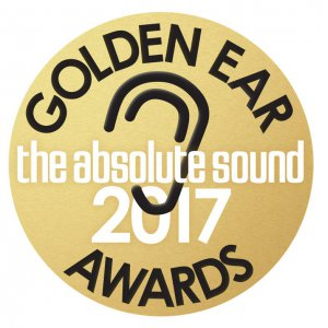 GOLDEN EAR AWARD!