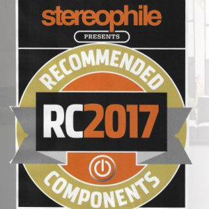 Stereophile Recommended Components 2017