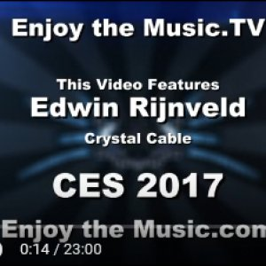 EnjoyTheMusic at CES