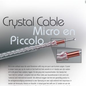 Reviews - Crystal Cable