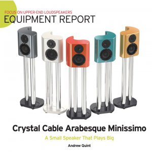 2015 THE ABSOLUTE SOUND MINISSIMO