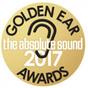 2017 THE ABSOLUTE SOUND GOLDEN EAR