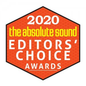 2020 The Absolute Sound Award!